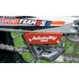 Bulletproof Designs Billet CNC Swingarm Guard KTM 2007 SX MODELS KTM 2008-2010 ALL MODELS KTM 2011 XCW/EXC