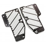 Bulletproof Designs Billet CNC Radiator Guard KTM FREERIDE 2013 -2017