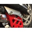 Bulletproof Designs Billet CNC Swingarm Guard HUSABERG 2008-2012 All Models