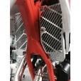 Bulletproof Designs Billet CNC Radiator Guard KTM FREERIDE 2013 -2017
