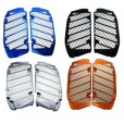 Bulletproof Designs Billet CNC Radiator Guard KTM ALL 2017 and 2016 SXF / 2015 FACTORY EDITION