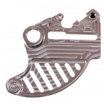 Bulletproof Designs Billet CNC REAR DISK GUARD BETA -2008-UP ALL MODELS INCLUDING X-TRAINER