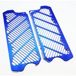 Bulletproof Designs Billet CNC Radiator Guard Sherco 2 Stroke 2014-2017