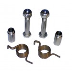 Raptor Titanium Trials Footpeg Refurb Kit for Sherco Montessa Beta Scorpa Gas Gas Trials Bikes
