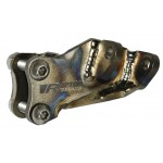 Raptor Titanium Footpeg Adaptor for Honda Montessa Trails Bikes