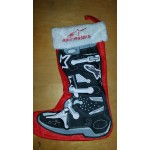 Smooth Industries LTD Edition Alpine Stars Xmas Stocking Red / Black