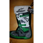 Smooth Industries LTD Edition Alpine Stars Xmas Stocking Green / Black