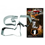 Smooth Industries Cookie Cutters set of 3