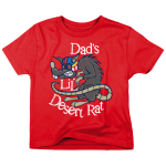 Smooth Industries Daddys Lil Desert Rat Tee Kids
