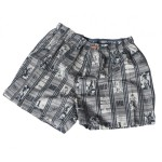 Smooth Industries Vintage Boxer Shorts Gray