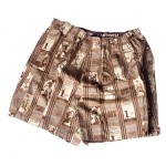 Smooth Industries Vintage Boxer Shorts Brown