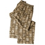 Smooth Industries Vintage Lounge Pants Brown
