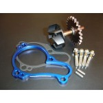 Split-Stream Oversize Waterpump Impeller / Shaft Kit YAMAHA YZF 250 2014