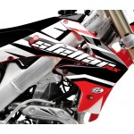 "STELLAR MX ""Bent"" Graphics Kit - Stock or Custom HONDA"