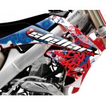 "STELLAR MX ""GRAFFITI"" Graphics Kit - Stock or Custom HONDA"