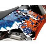 STELLAR MX GRAFFITI Graphics Kit