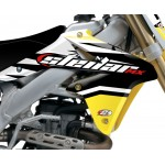 "STELLAR MX ""Bent"" Graphics Kit - Stock or Custom SUZUKI"