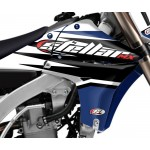 "STELLAR MX ""Bent"" Graphics Kit - Stock or Custom YAMAHA"