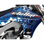 "STELLAR MX ""GRAFFITI"" Graphics Kit - Stock or Custom YAMAHA"