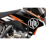 STELLAR MX Hart Huntington Graphics Kit KTM