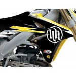 STELLAR MX Hart & Huntington Graphics Kit SUZUKI