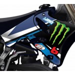 STELLAR MX  2012 ADAM JONES REPLICA GRAPHIC KIT YAMAHA YZ 125/250 YZF 250/450  08-13