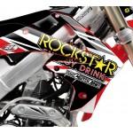 STELLAR MX 2012 MIKE MASON REPLICA GRAPHIC KIT HONDA CRF 250 450 08 13