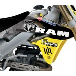 STELLAR MX OFFICIAL 2013 RCH SUZUKI TEAM OUTDOORS GRAPHICS KIT