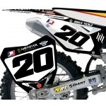 STELLAR MX 2013 RCH SUZUKI SX TEAM CUSTOM BACKGROUNDS